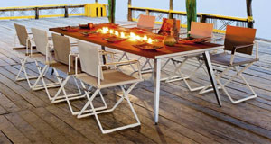 Dedon SeaX Table